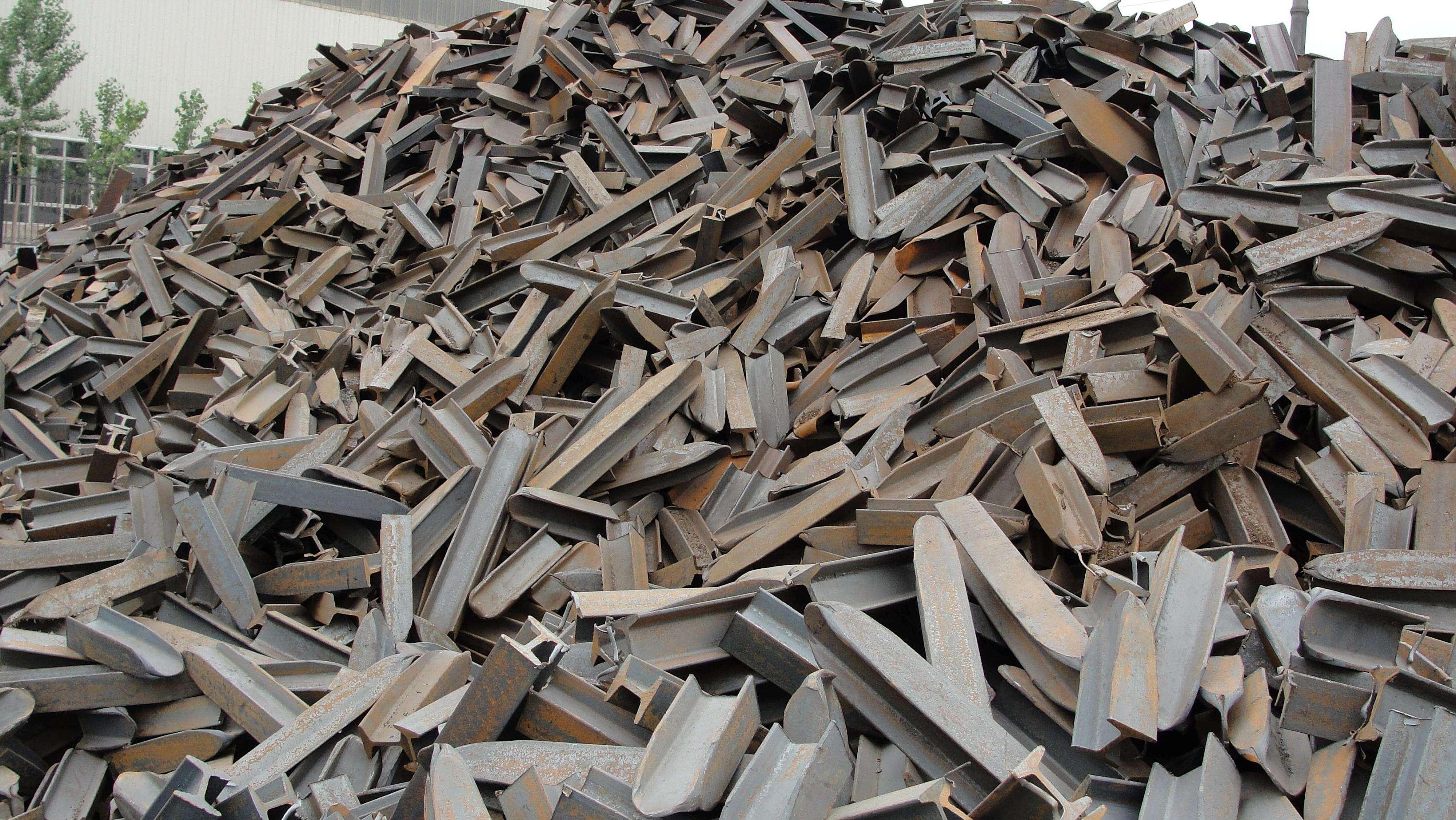 废旧物资回收行业逐步上升