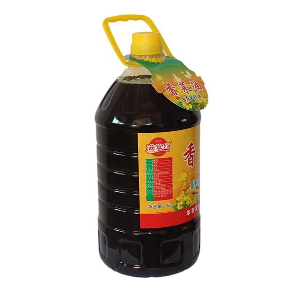 香菜油 非转基因菜籽油