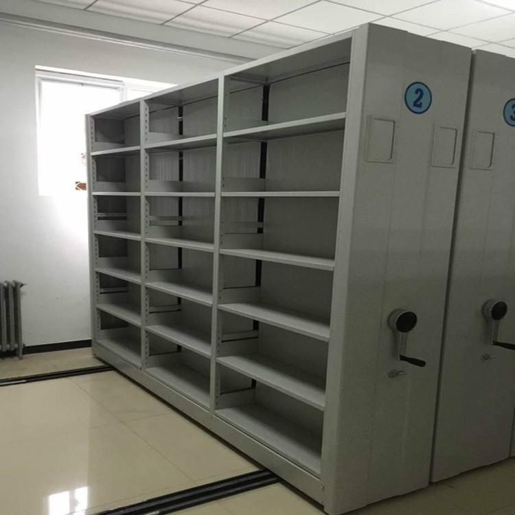 档案密集柜的框架结构