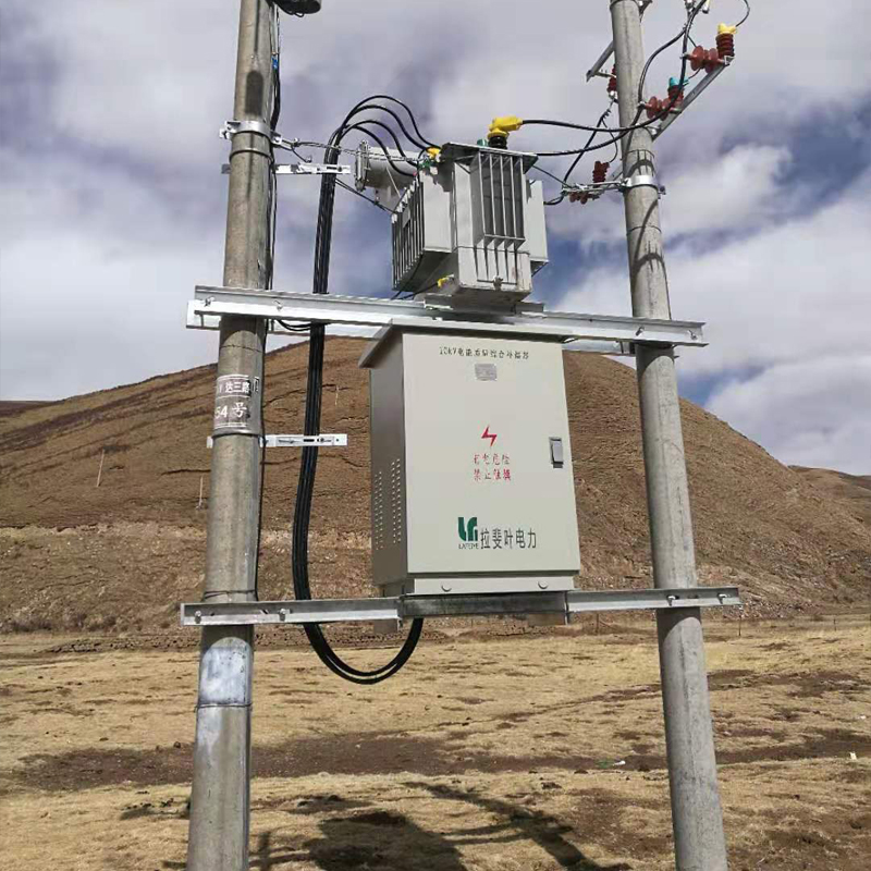 10kV电能质量综合补偿器