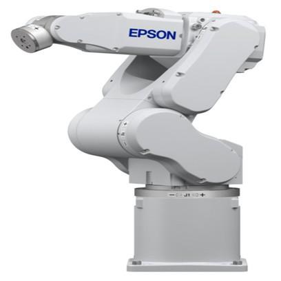 爱普生C4紧凑型6轴机器人