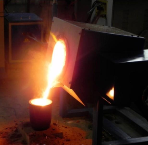 金属粉末重熔