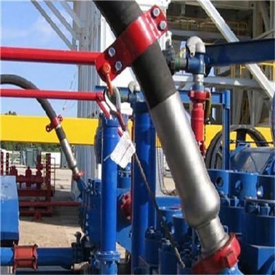 石油鉆探膠管案例