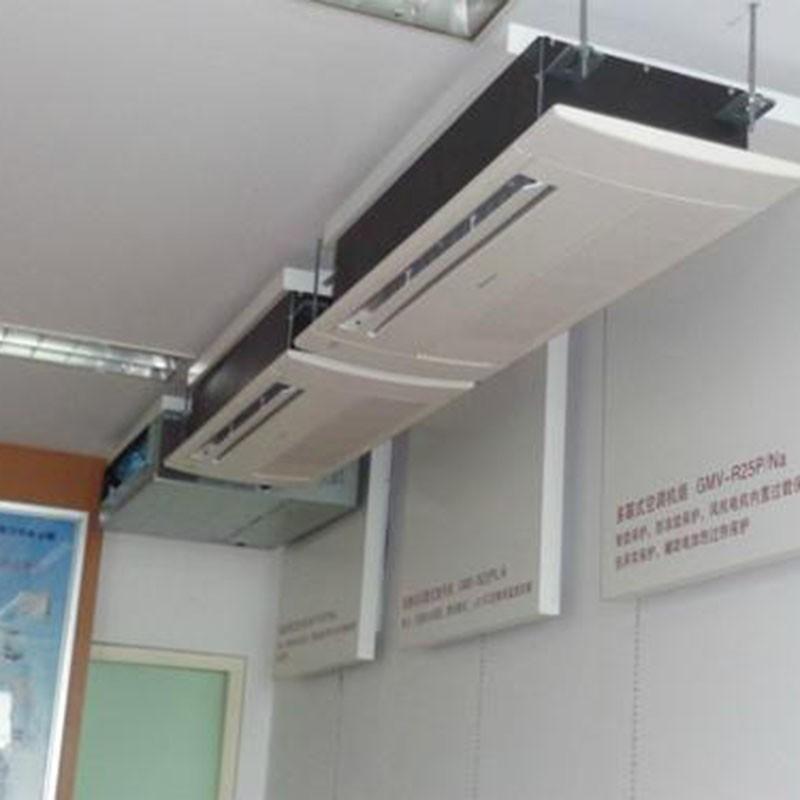 中央空调维护保养—本年度关机维护保养
