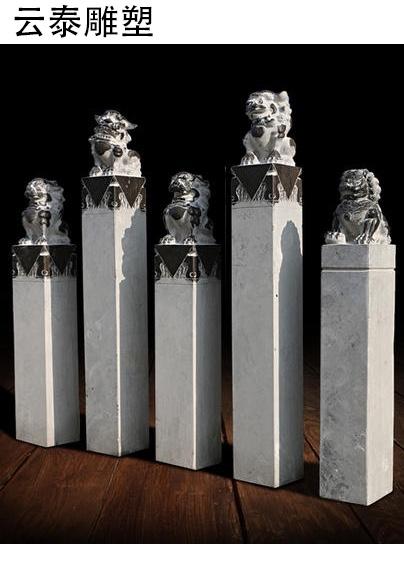 仿古汉代雕塑