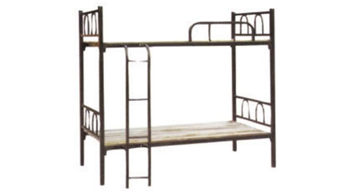 上下双层床平行高低床