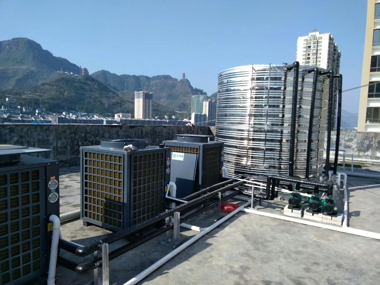 空气能为什么比电热水器省电?