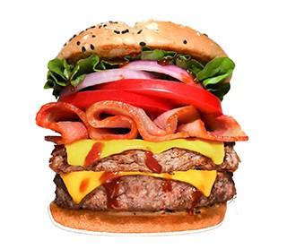 【汉堡店加盟新品】汉堡包