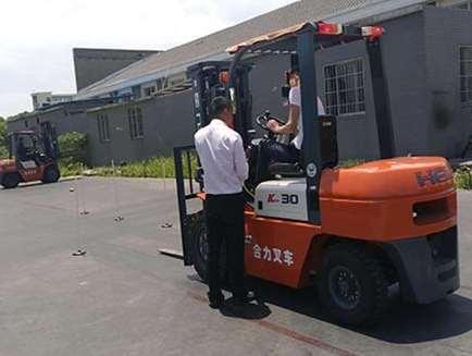叉车培训让大家知道叉车操作员重要的职责
