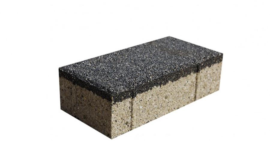 福建仿PC石透水砖批发