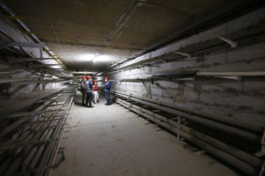 地铁管廊支吊架