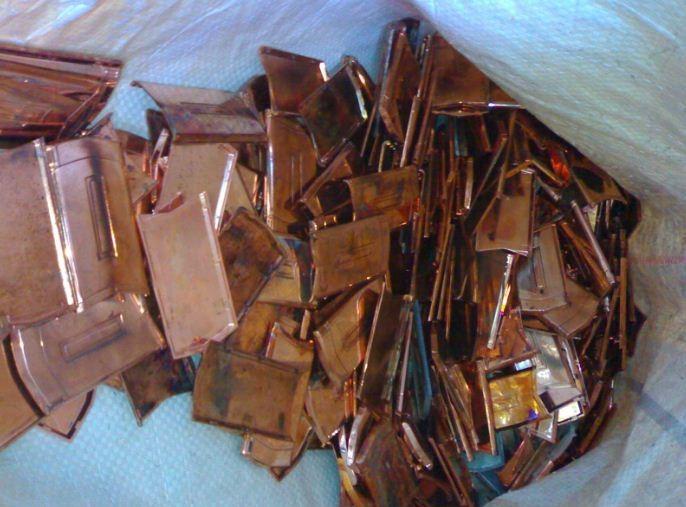 滁州廢銅回收如何辨別雜銅