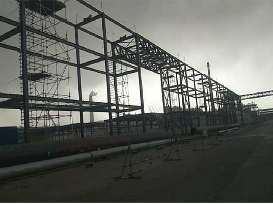 工程案例-钢结构安装