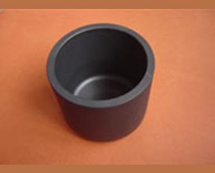 今天了解一下工业上常用的石墨坩埚特点