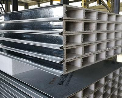 pu聚氨酯夹芯板做墙板用多少厚度的