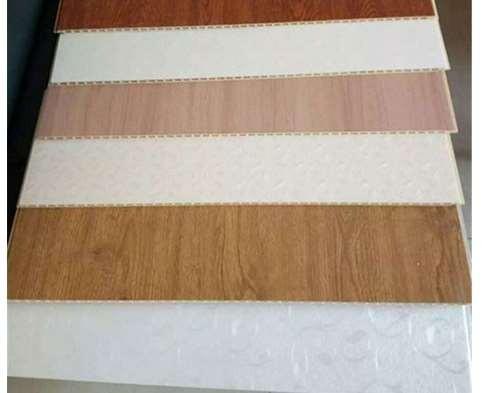竹木纤集成墙板拼接要点