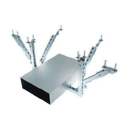 侧向抗震支吊架厂家告诉你抗震支吊架的重要意义