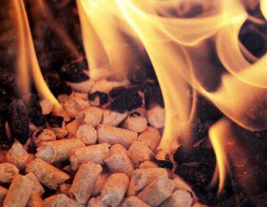纯木质生物质颗粒燃料的优势性能