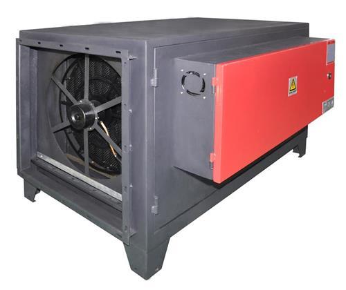 LPF-JD型静电式油烟净化器