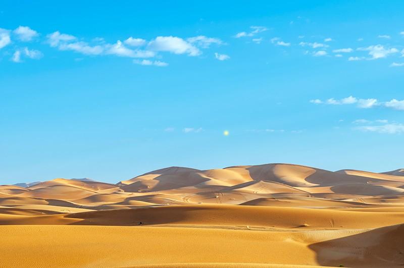 为什么说人一生必须要去一次沙漠