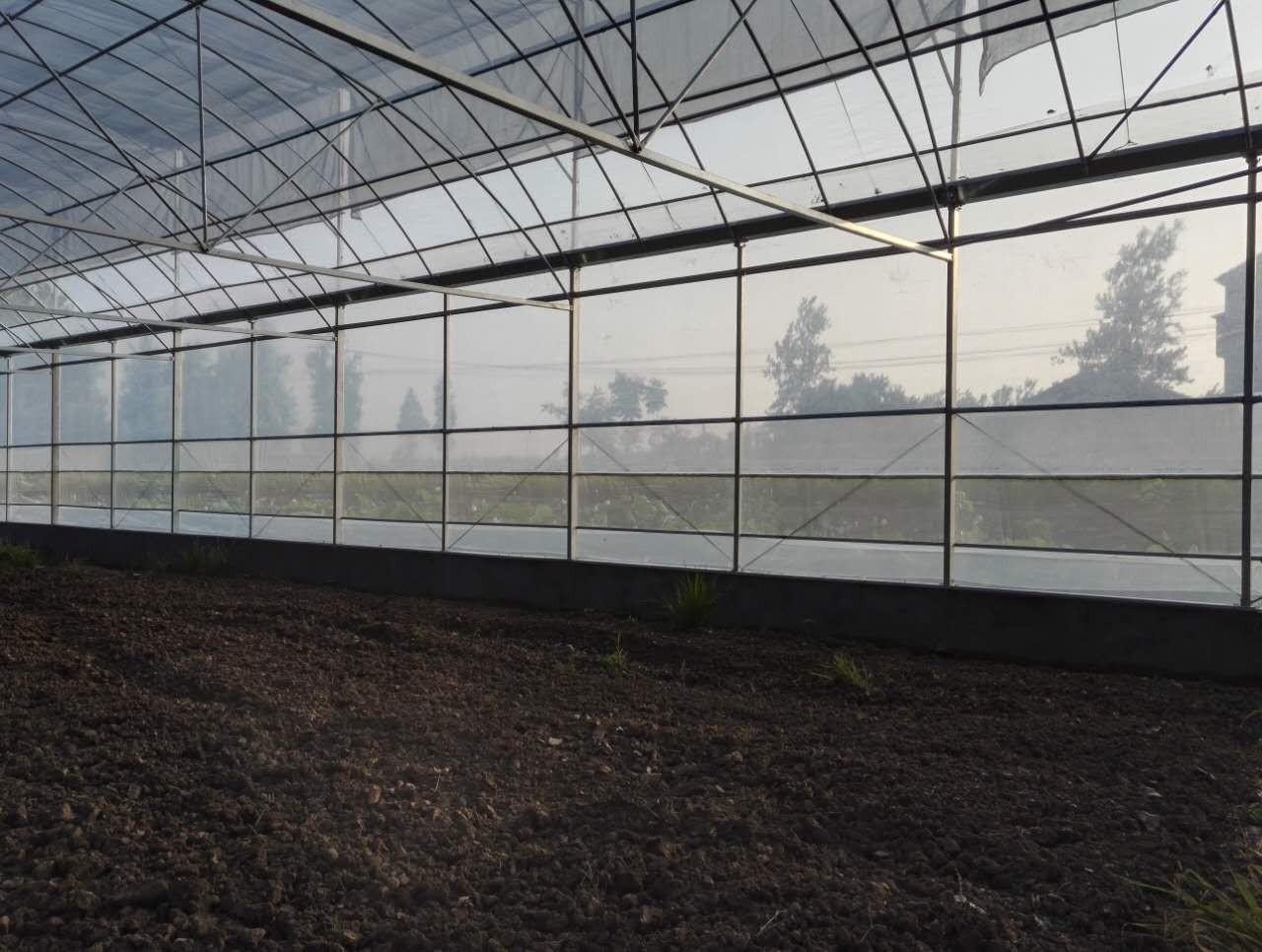 薄膜温室大棚的建造要注意的问题