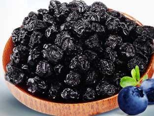 原味藍莓干