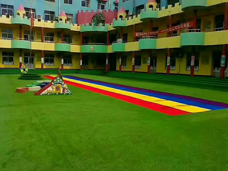 游乐场人造草坪