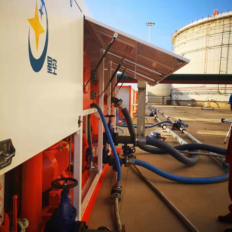 安全措施的开展是保障油罐清洗顺利进行的前提