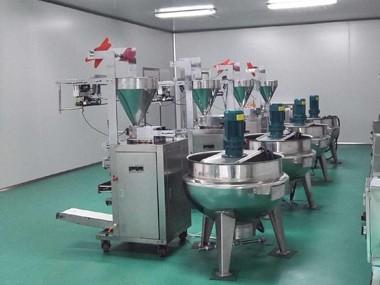 青岛无尘厂房:无尘厂房所需的设计要求以及净化设备
