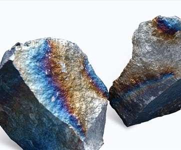 锰铁的数据分析和使用