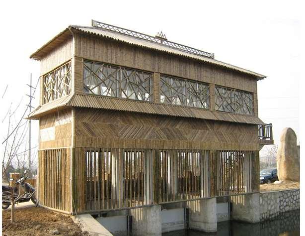 你知道竹屋的选材过程吗