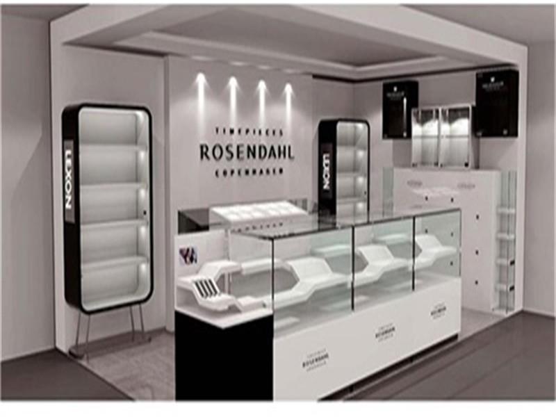 如何选择优质珠宝店展柜厂家?