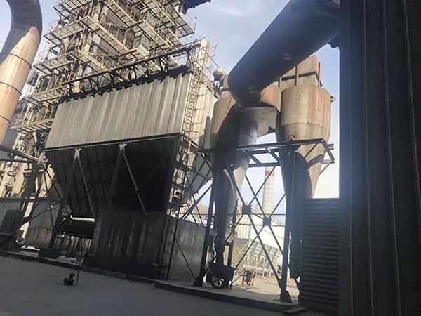 合肥钢铁厂除尘器