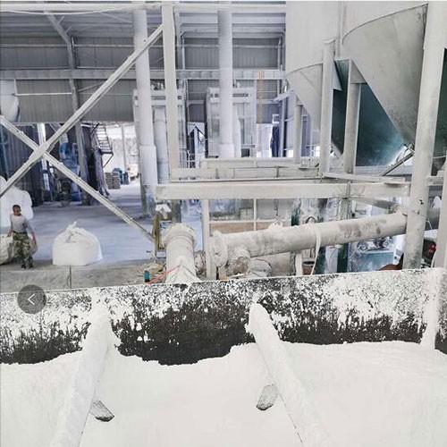 碳酸钙粉生产车间