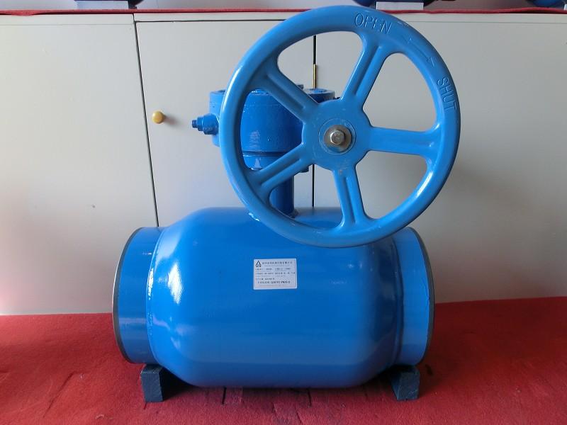 全焊接球阀为什么提倡回收