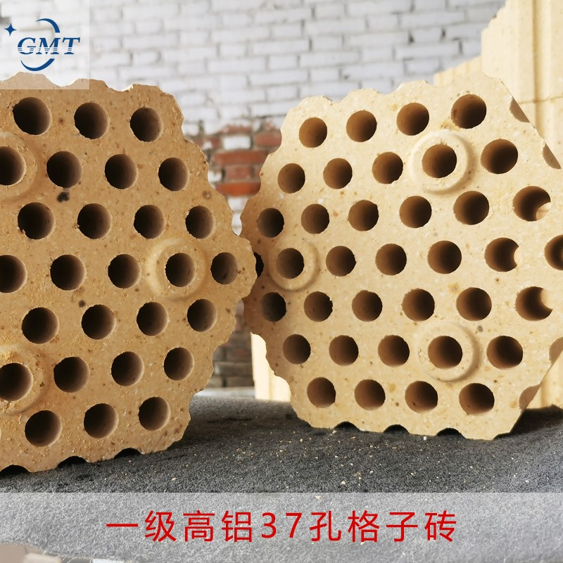 一级高铝37孔格子砖