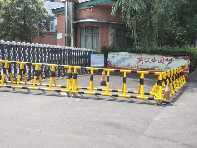 小区拒马护栏