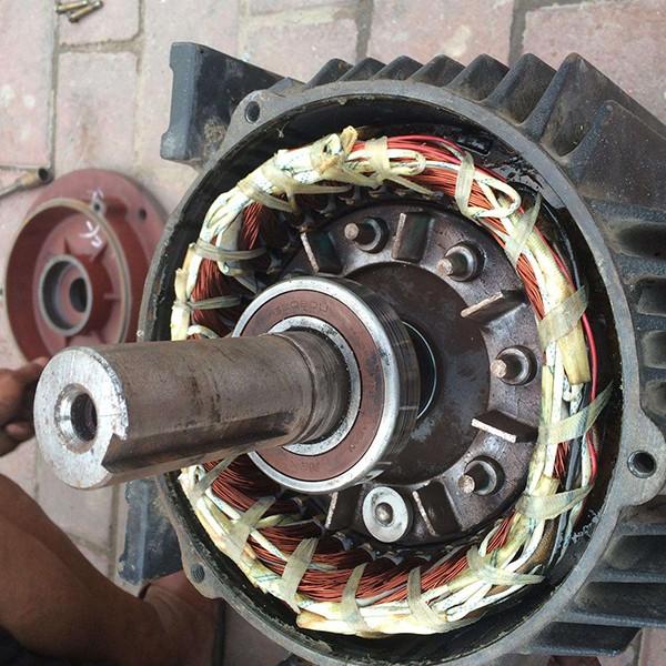 电机保养检修