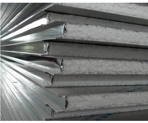 EPS夹芯板屋面施工说明