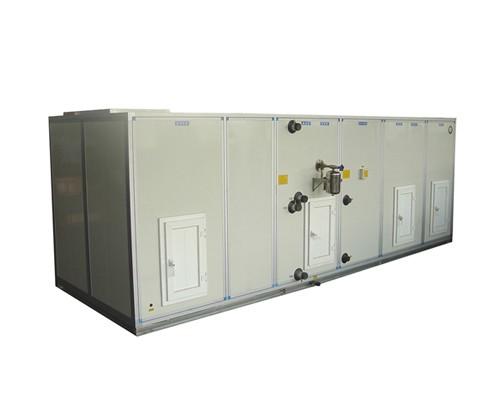 组合式空调机组(卧式)