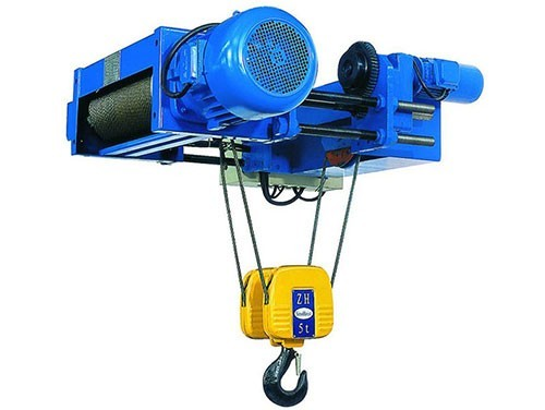 Low clearance electric hoist