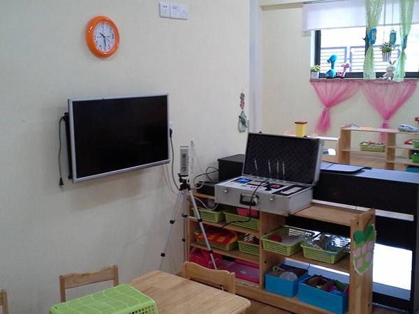幼儿园室内空气检测案例