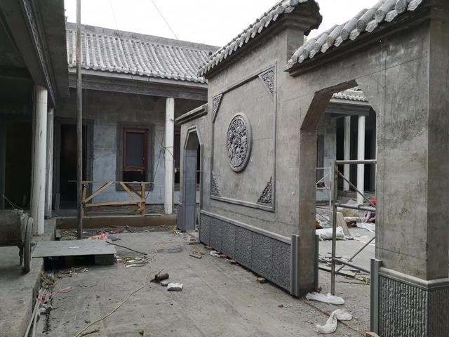 仿造古建筑如何造价