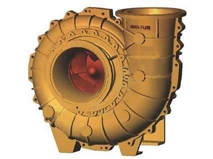 脱硫泵-TL(R)系列-脱硫泵