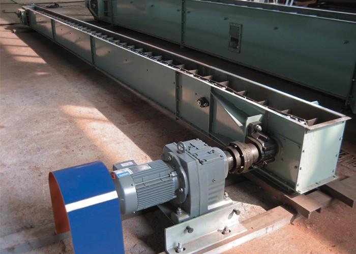 洗煤机中刮板输送机安全技术的要求及规定