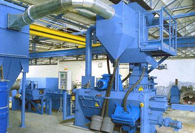 抛丸机械产品研发是否重要及其有哪些钢丸?