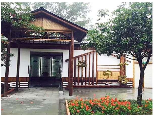 异形竹带来日益流行建筑形式