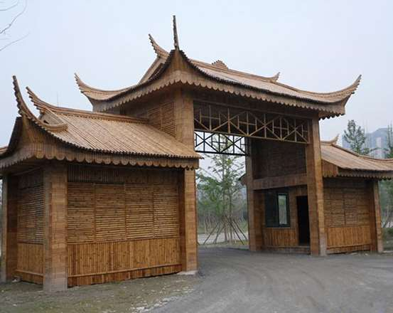 竹建筑的发展目标是怎样的