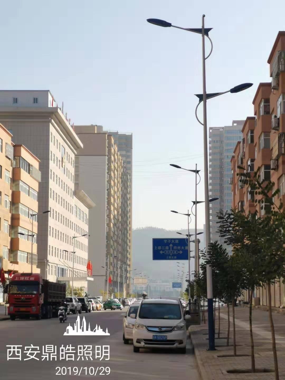 绥德市政项目