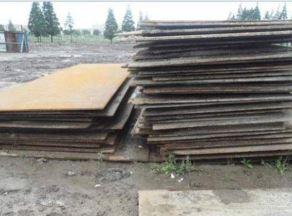 钢板出租搭建临时道路更加有保障
